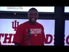 Former Hoosier Victor Oladipo Talks About Chasing Dreams-- #IUCollegeBasketball