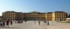 https://flic.kr/p/MGfh7X | Vienna | Schönbrunn Palace, the former imperial summer residence of the Hapsburgs, features 1,414 rooms. In 1569, Holy Roman Emperor Maximilian II purchased a large floodplain of the Wien River beneath a hill where a former owner, in 1548, had erected a mansion called Katterburg. During the next century, the area was used as a hunting and recreation ground. After the death of her husband, Ferdinand II, Eleonora Gonzaga added a palace to the Katterburg mansion…
