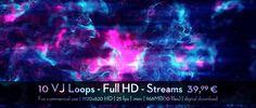 VJ Loops - Full HD - Streams
