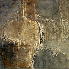 """Contemporary Painting - """"After She Stopped Counting The Steps"""" (Original Art from jeane myers)"""