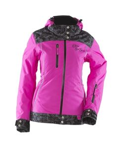 Divas SnowGear Lace Collection PINK! available for PRE-ORDER! Has a matching bib and glove!