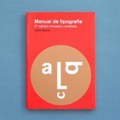 Manual de tipografía, por John Kane