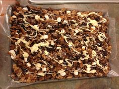 Better Than Sex Chex Mix Excuse the yucky cell shots. I was way too excited to actually eat this to drag the big camera out! I came across this AMAZING recipe from tablespoon.com. I instantly de…