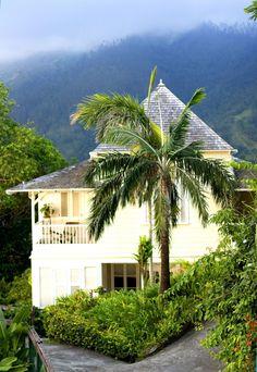 Strawberry Hill, Jamaica - Escape