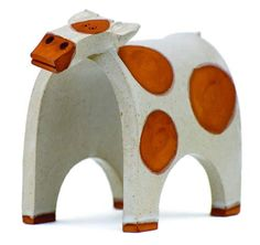 Image result for slab work pottery animals