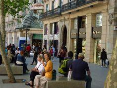 Portal de l´Angel by Oh-Barcelona.com, via Flickr