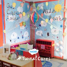 How amazing is Charlotte Cooper's reading corner! You can create this too with out Carried Away With Books Display Pack. Reading Corner School, Book Corner Classroom, Reading Corner Classroom, Owl Classroom, Classroom Layout, Classroom Organisation, Teaching Reading, Book Corner Eyfs, Reading Den