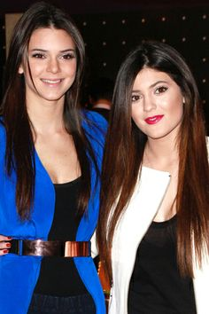 Kendall & Kylie!