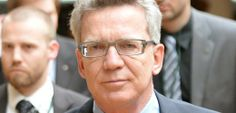 "Innenminister Thomas de Maiziere: ""Die USA handeln ohne Maß"""