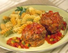 The recipe for these little Muffin-Sized Pizza beef meat loaves are the perfect size and flavour for children's meals – serve them with the Vegetable Sauce and some pasta to complete the meal. Ground Meat Recipes, Beef Recipes, Cooking Recipes, Recipies, Pizza, Muffins, Cooking Instructions, Beef Dishes, Kid Friendly Meals