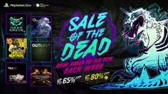 PS4 Games List: Halloween Sale Discounts on 'Resident Evil', 'Dead Space', Plants vs Zombies' & More