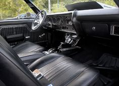 Familiar profile? There's a blend of a 1967 Buick Riviera