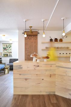 Before + After: A Modern Connecticut Coffee Shop