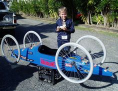 how to make a billy cart with a steering wheel
