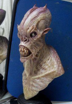 resin alien 3 by BOULARIS.deviantart.com on @deviantART