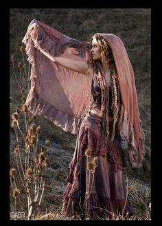 awesome gypsy dress