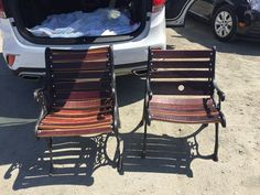 Outdoor Chairs, Outdoor Furniture, Outdoor Decor, Barrel Projects, Home Decor, Decoration Home, Room Decor, Garden Chairs, Home Interior Design