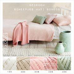 Mrshooked: Scheepjes Maxi Bonbon - Barevná inspirace