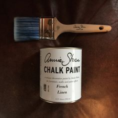 PAINTING LEATHER with Chalk Paint™ By Annie Sloan – PART 1 | ROWE SPURLING PAINT COMPANY