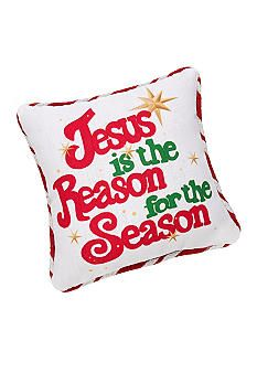 """Jesus it the reason for the season 