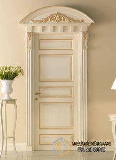 Pintu Rumah Mewah Minimalis Klasik Desain