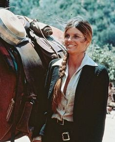 Katharine Ross Butch Cassidy and the Sundance Kid Movie Photo Katherine Ross, Sherry Jackson, Yvonne Craig, Sundance Kid, Julie Christie, Anna Karina, Buy Movies, Robert Redford, Western Movies