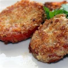 Frittierte Grüne Tomaten @ de.allrecipes.com