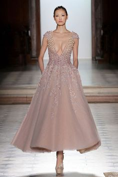 Tony Ward Spring/Summer 2018 Couture Back to Galleries | British Vogue