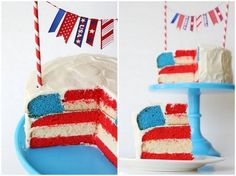 4th of July dessert ideas, with free printables! by myra