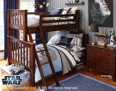 Star Wars™ AT-AT™ Bedroom