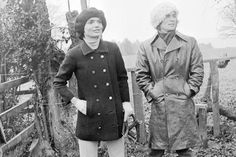 Jacqueline Kennedy and Rudolf Nureyev