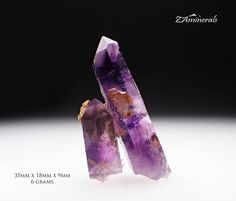 #Brandberg #Amethyst #Siderite #Goboboseb #Namibia NU20 Store link in bio If you're looking for anything in particular just use the store's search function under the header photo!