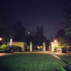 """@bboy_kentaro's photo: """"夜の学校もまたいいよね。  #Photo #Tweet"""""""