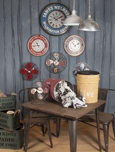 Time for #loft style! www.inart.com #interior #design