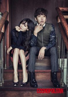 Kim So Yeon and Kwak Si Yang are like a real-life couple in 'Cosmopolitan'   allkpop.com