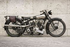 The Brough Superior name has been revived by Austrian-based businessman and motorcycling enthusiast Mark Upham. These bikes are meticulous recreations of the originals, and built to the same Rolls-Royce quality standard as George Brough's own machines. The 'new' engines are liter-class OHV V-twins—updated and refined versions of the J.A.P. racing engine used by George Brough in 1927.