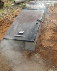 : DIY Smoker on the Cheap