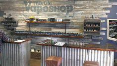 Old vape shop