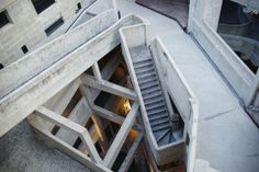 location for Campaign shoot - Shanghai's 1933 Concrete Slaughterhouse