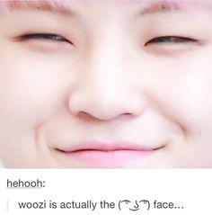 Seventeen // Woozi    #seventeen #woozi