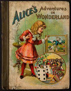 eric kinkaid the original alice in wonderland - Google Search