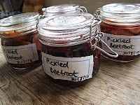 David Hall: Spiced Pickled Beetroot