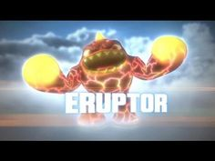 Skylanders Heroic Challenge - Eruptor
