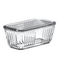Anchor Hocking Bake N' Store ~ 5 Cup Glass Dish with Glass Lid