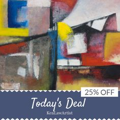 Today Only! 25% OFF this item.  Follow us on Pinterest to be the first to see our exciting Daily Deals. Today's Product: Ken Law, Abstract Expressionism, Outsider Art Painting, Wall Art, Magicians Birthday, 20 by 24 inch, Canvas Contemporary Art piece Buy now: https://www.etsy.com/listing/237236186?utm_source=Pinterest&utm_medium=Orangetwig_Marketing&utm_campaign=July's%20Daily%20Deal   #etsy #etsyseller #etsyshop #etsylove #etsyfinds #etsygifts #instagood #musthave #instacool #shop…