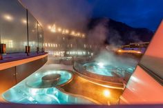 Aqua Dome Tirol 5 Thermal Bath In Tirol Austria