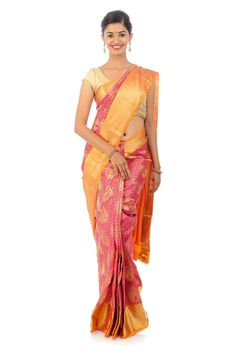 Are you looking for the perfect engagement silk sarees for bride? Your search for that perfect engagement silk sarees for that perfect wedding ends at silkshari.com. The Online store for authentic designer bridal silk sarees at wholesale prices.