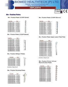 #orthopedic #implants - #bone #plates Whatsapp on +91 9022711854