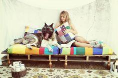 Lusty Capuccino: Magazine Freebie