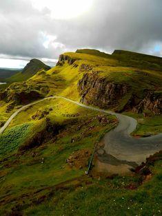 Isle of Skye, Scottish Highlands. Scotland, UK
